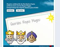 [MOVISTAR VENEZUELA] Activación Reyes Magos
