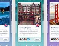 TRAVLST – Travel Bucket List App