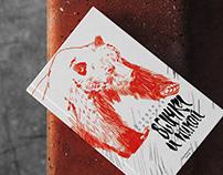 Book cover design, ВСИЧКИ И НИКОЙ by Yordan Radichkov
