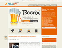 Creative - Joomla Template