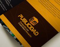 Brochure para EMpublicidad