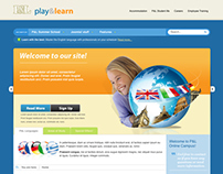 Play&Learn - Joomla Template