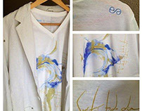 T-Shirt from Watercolors