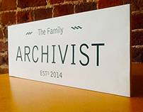The Family Archivist