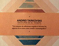 LIBRO | Andrei Tarkovski - Esculpir en el tiempo