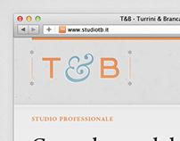 T&B, website