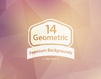 Geometric Backgrounds (Freebie)