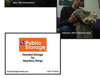 Public Storage: Needed Storage for Needless Things