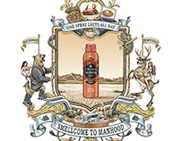 """Old Spice — """"Smellcome To Manhood"""""""