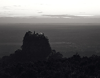 Mount Popa - Burma