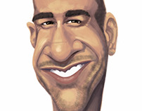 Dave caricature