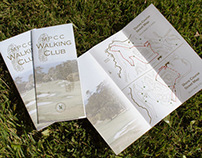 MPCC Walking Club Brochure