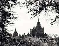 Temples of Bagan - Burma
