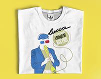 Lucca Bistro T-Shirt Artworks