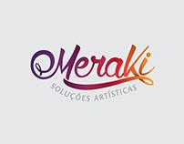 Meraki - Naming e Branding