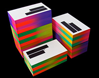 IS Creative Studio / business cards 4rd edition