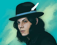 Jack White at the Apollo