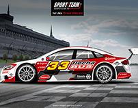 Top Race 2014 Fiat Línea