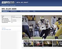 ESPN DB: Wiki Site