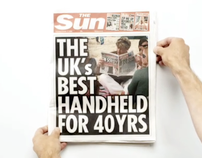 The Sun 4.0 –––– The UK's best handheld for 40yrs