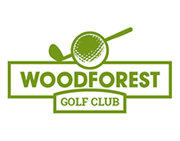 WoodForest Golf Club Logo