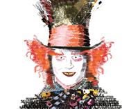 The Madhatter - Made with Type