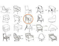 outdoor furniture - design for Brown Jordan