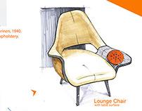 Iconic furniture redesign