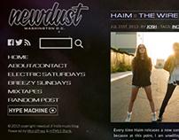 Newdust Indie Music Blog