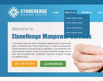 Stonehenge Manpower