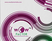 Wow Factor -  Branding & Webdesign