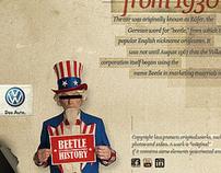 +Volkswagen Beetle History+