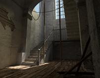 Hallway Daylight