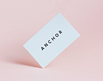 Anchor Agency Identity