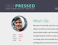 Self Pressed | Blog & Portfolio