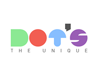 DOT'S - The Unique iPhone (Ravi Madadiya)