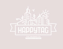 Happy Tag // Logo