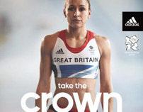 UK Sport website concept