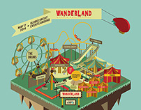 Wanderland Poster (Contest Entry)