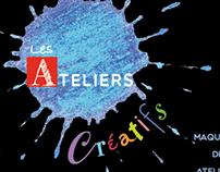 Logo Ateliers créatifs