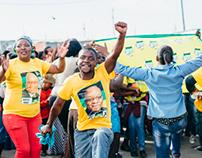 Samora Machel, Cape Town. Elections 2014