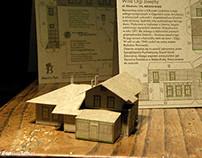 Willa Olgi Josephy, Bielsko-Biała, model 3D