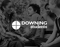 Downing Students Website Design