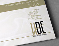 Brochure HDE Events