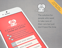 Car Care iPhone and iPad App