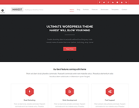 Harest - Responsive Multi-Purpose Theme