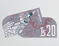 Latvian Currency Rebrand