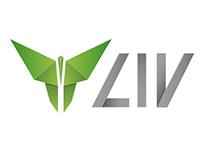 LiV Interior Design / Brand Design