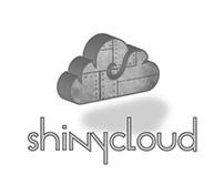 Shinycloud - Personal portfolio - One page site