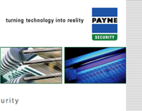 Payne Security Website